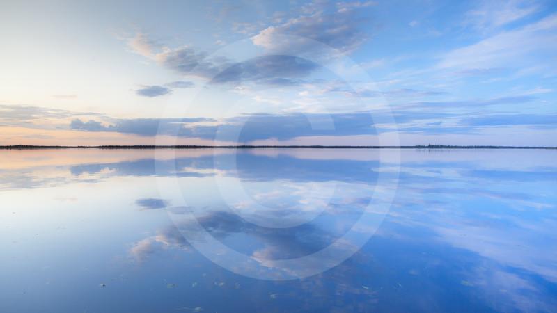 (2247) Calm Day on Goose Lake