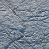 (2191) The intricate supraglacial network of streams and scars on Cunningham Glacier