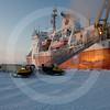(332) Environmental samples must be retrieved on board the CCGS Amundsen using ski-doos