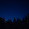 (2245) The magic blue light of the polar night.