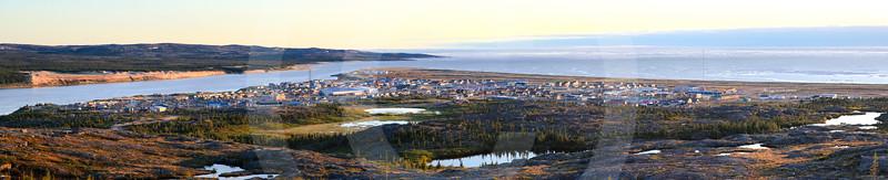 (683) Community of Kuujjuarapik-Whapmagoostui, where the Great Whale River flows into Hudson Bay