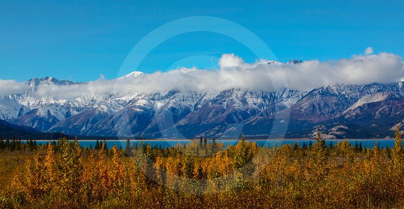 (703) St. Elias Mountain Range, Kluane National Park, Yukon