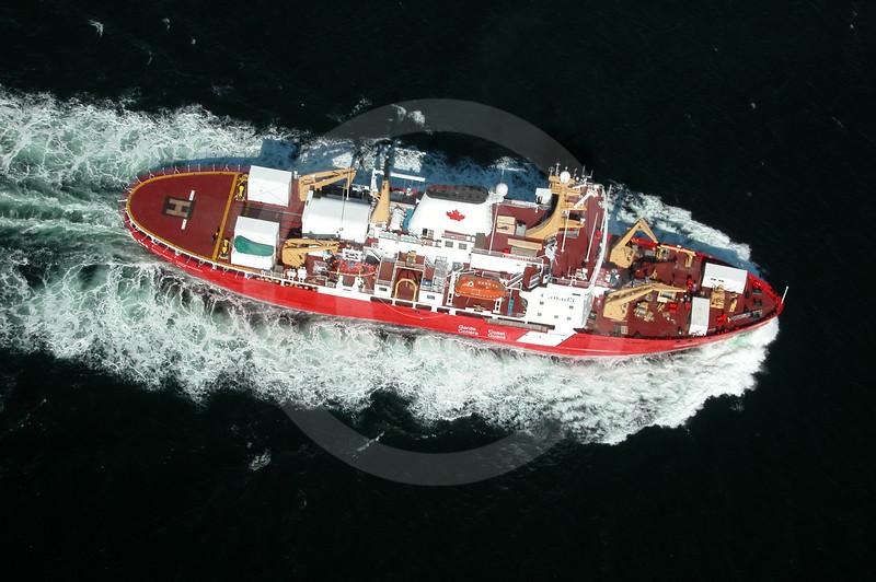 (49) The CCGS Amundsen