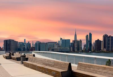 NYC Skyline 2019 Edition