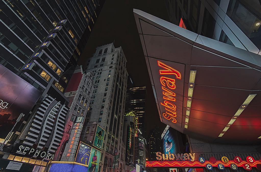 42nd Street NYC