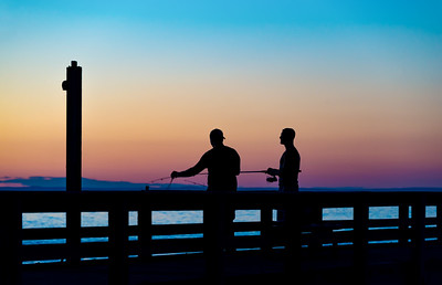 Technicolor Fishermen