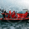 (53) Zodiac at sea to recover mooring