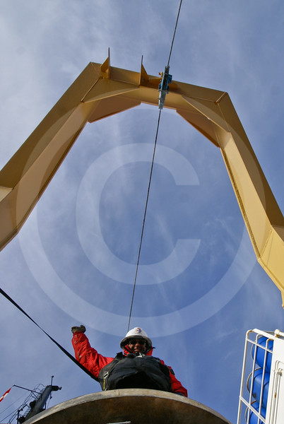 (601) Deploying the CTD-Rosette
