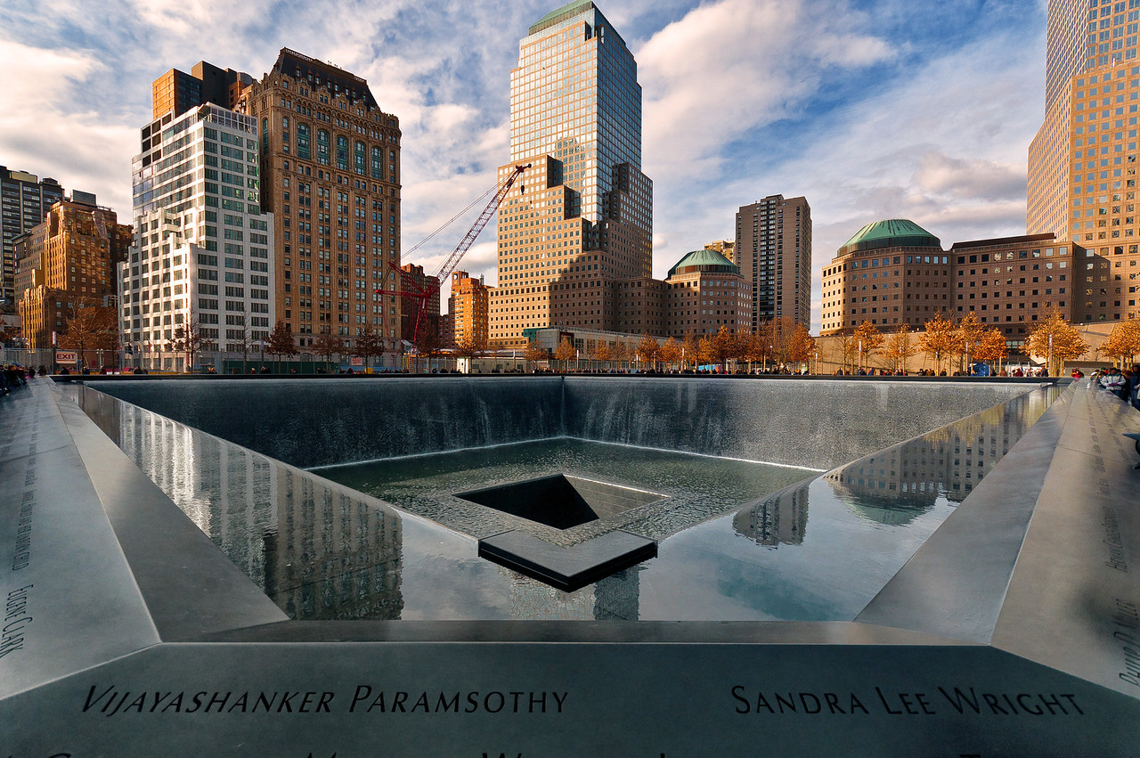 WTC: Formerly the North Tower