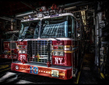 "FDNY Ten House ""Still Standing"""
