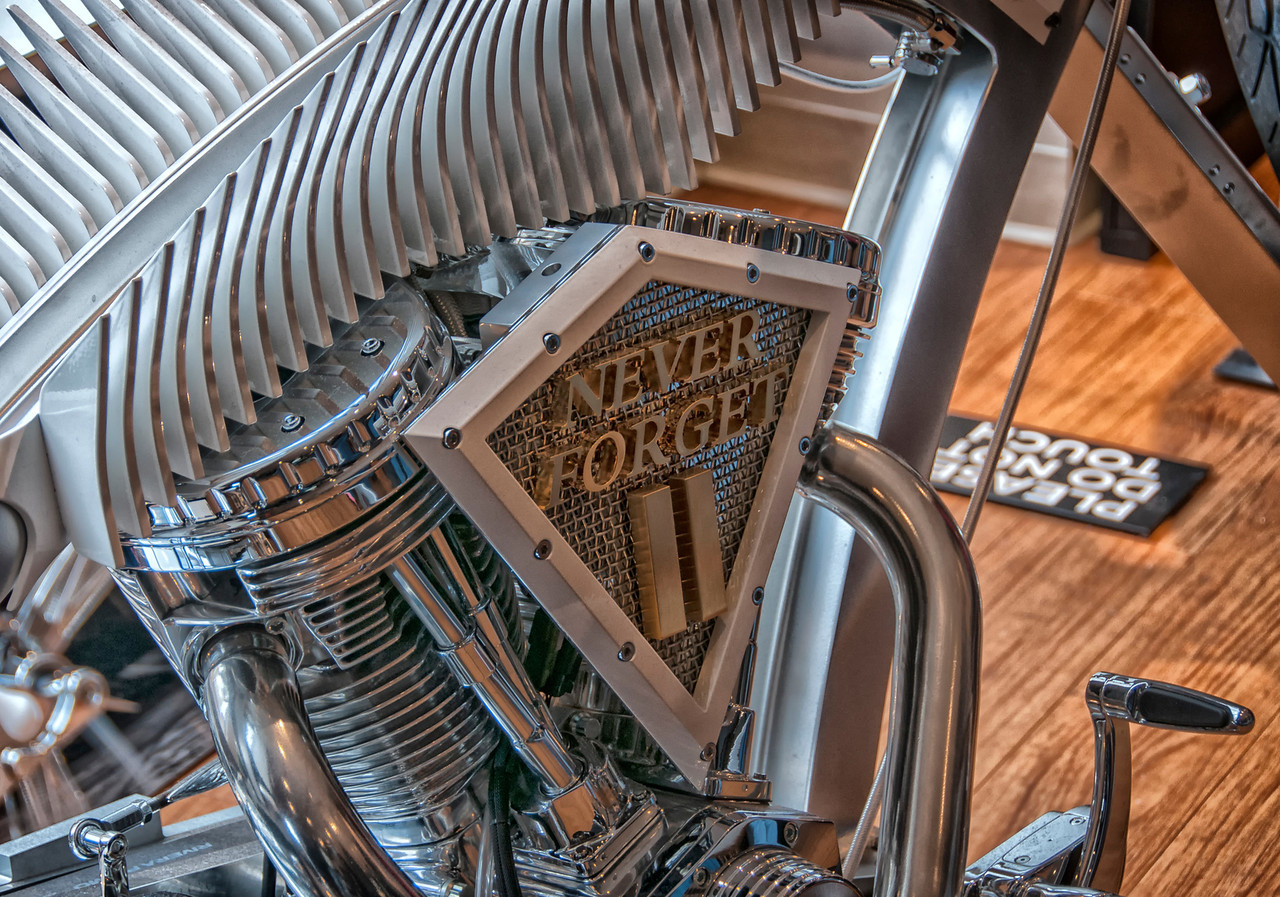 9/11 Memorial Chopper
