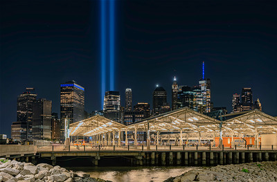 Tribute in Lights. 9/11/01-9/11/21