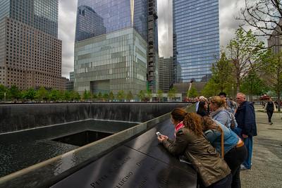 September 11th Memorial- 2014