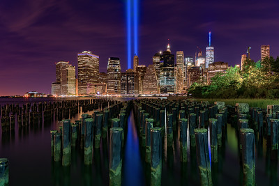 Tribute In Lights 2016 Edition