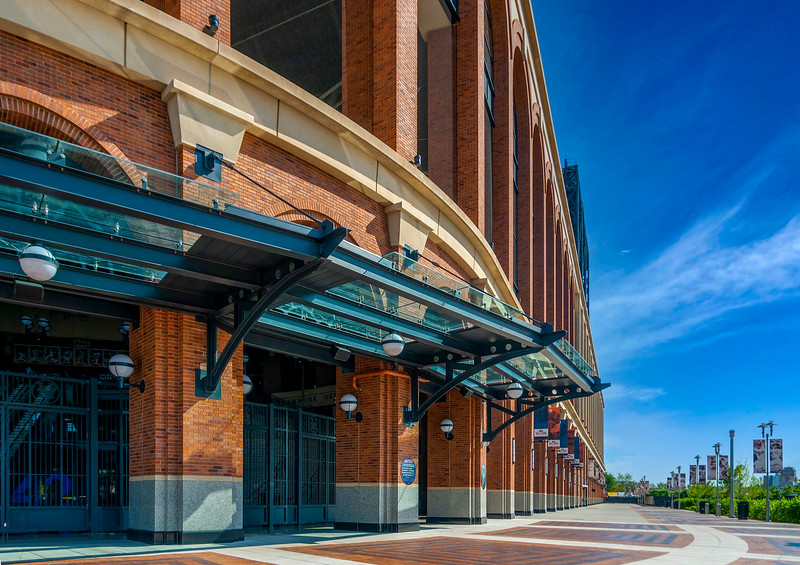 CitiField Exterior Ballpark
