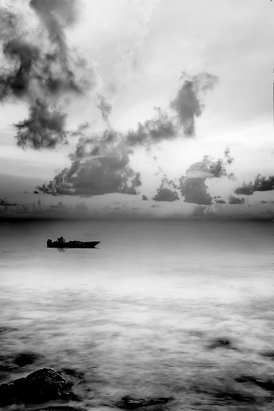 Al Aqqa Beach Fujeirah, United Arab Emirates, Nikon D700, Tokina 17-35mm, Landscape Photography, Vimal Nathan Viswanathan, Black and White Landscape Photography, Sunrise at Al Aqqa Beach Fujeirah, Dubai