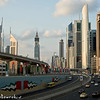 Sheikh Zayed Road, View of from Trade center roundabout,Photography by, Vimalnathan, Viswanathan