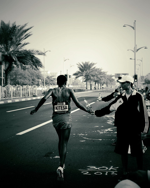 Standard Chartered Bank Marathon in Dubai 25 January 2013, photography by Vimalnathan