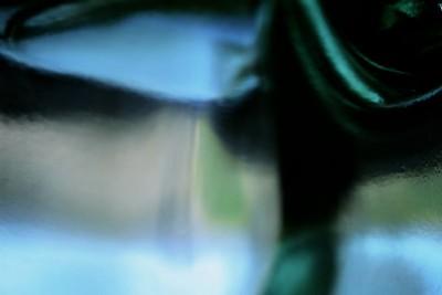 Glass wave #1