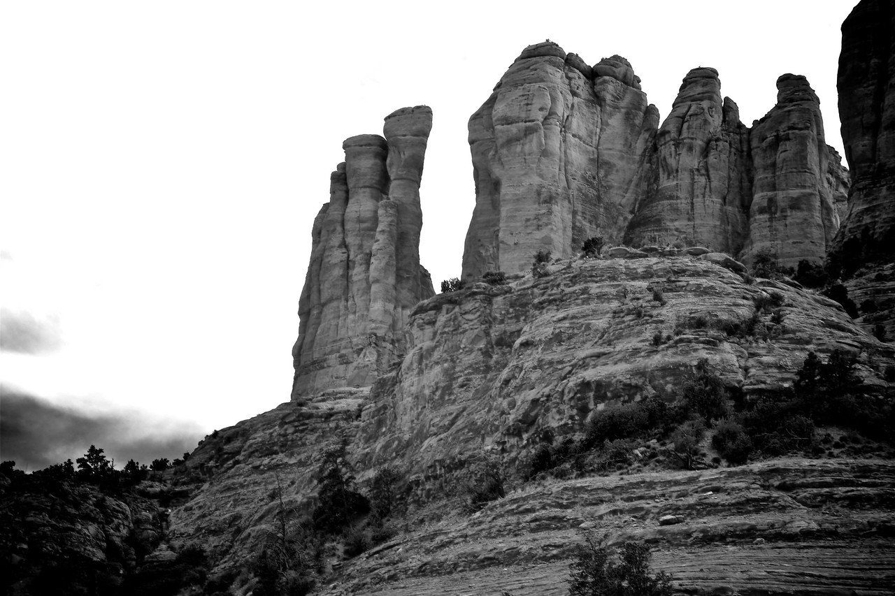 Cathedral Rock : Sedona