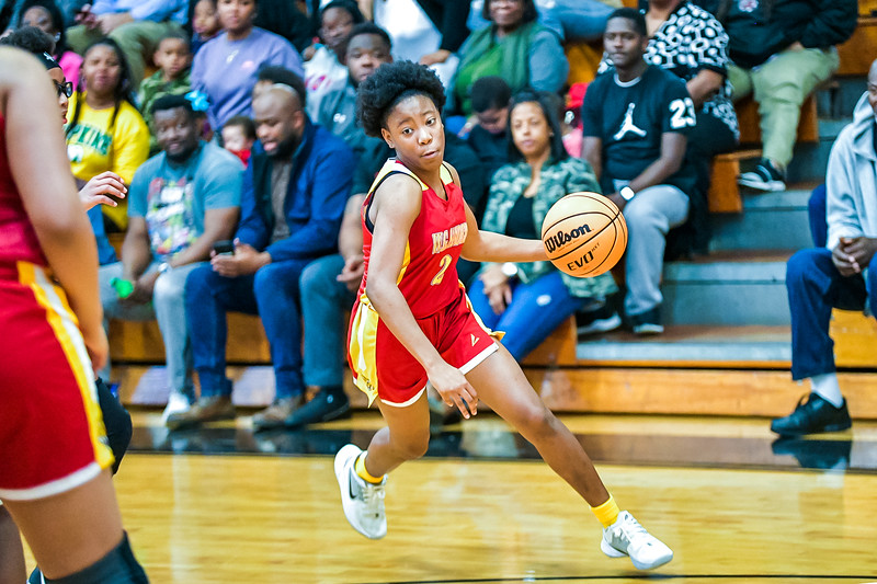 Richland One Middle School Girls Championship-9165