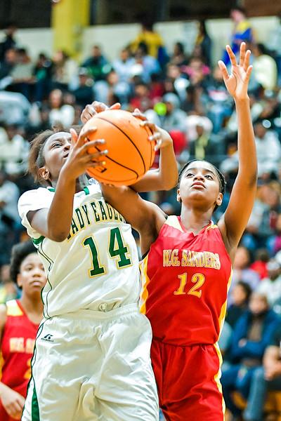 Richland One Middle School Girls Championship-9080