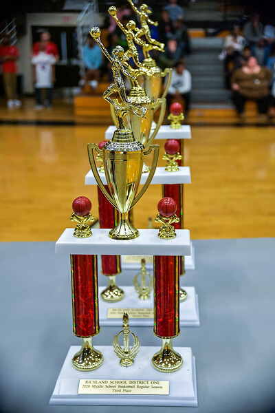 Richland One Middle School Girls Championship-9337