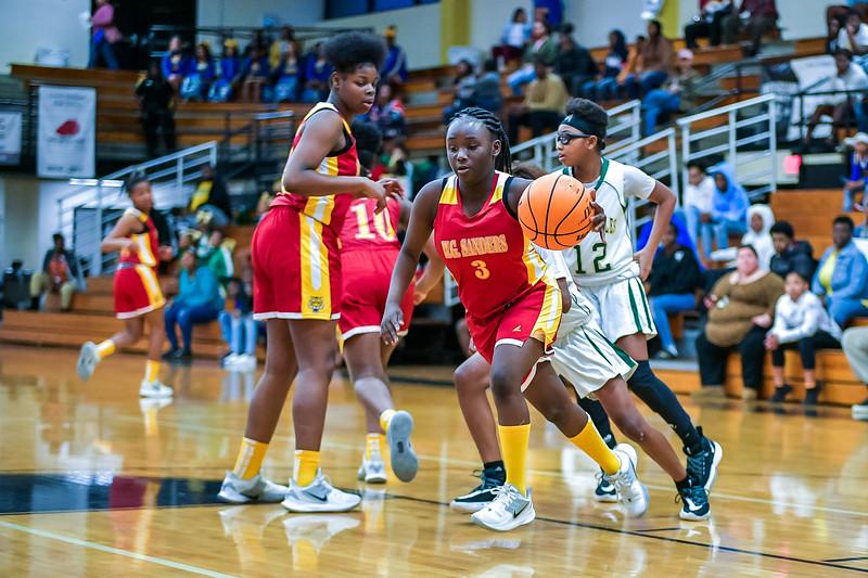 Richland One Middle School Girls Championship-8537