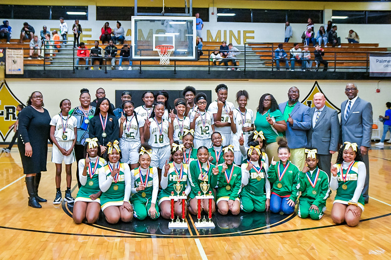 Richland One Middle School Girls Championship-9424