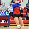 Richland One Middle School Volleyball Playoffs