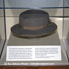 One of President Lincoln's hats, when he visited Philly.