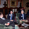 Adam Flint , Col Pollock and Bob Lynch at the 7pm event opening this area of the Union League.