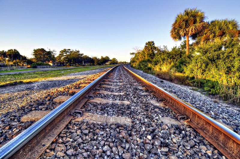 Florida East Coast Railway operates 351 miles of mainline track along the east coast of Florida with direct rail access to South Florida's ports. Presently, most rail transport in the United States is based on freight train shipments. The U.S. rail industry has experienced repeated convulsions due to changing U.S. economic needs and the rise of automobile, bus, and air transport. 1826–1850 the first railways was build in USA (Massachusetts).