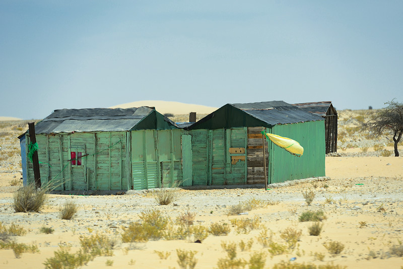 Lost in Mauritania