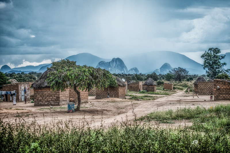 a day in Angola