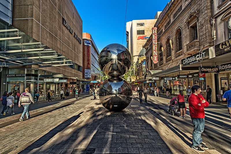 People of Adelaide