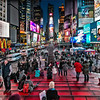 Time square @ night