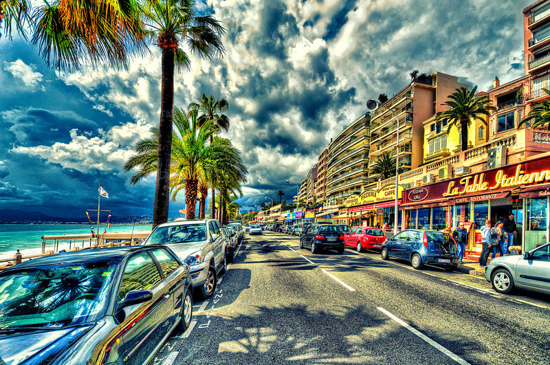 Sunny Cannes, France