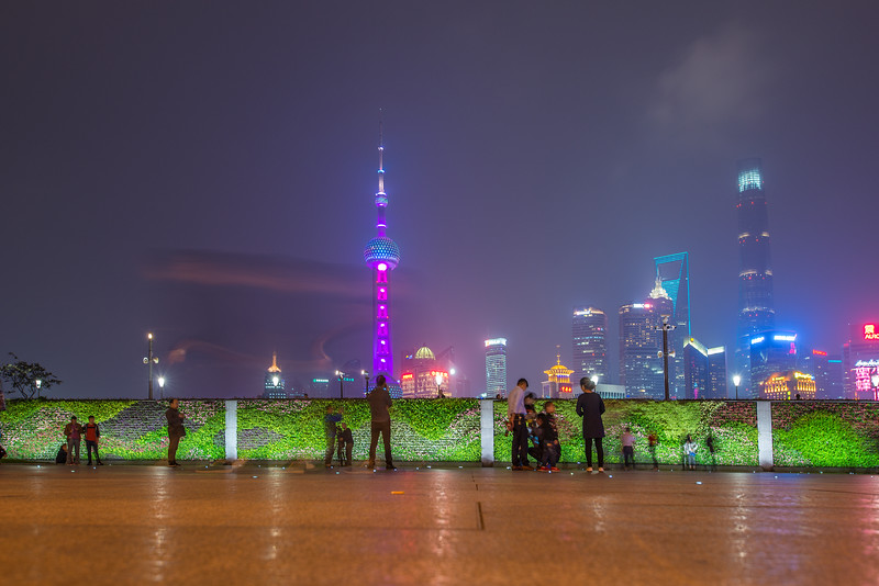 Waiting for the better day. Shanghai.