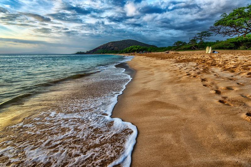 Makena Maui one day