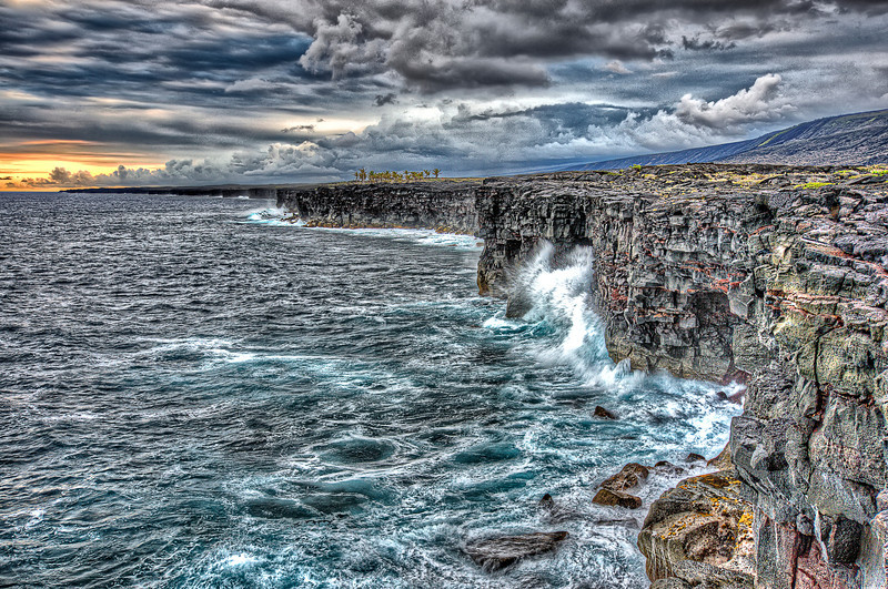 End of time.<br /> Big Island. Hawaii.