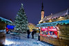 Christmas coming to Tallinn