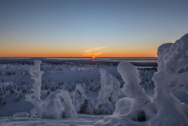 Lapland, one of most breathtaking places on Earth!