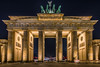 Berlin, Brandenburg Gate.  p.s. Your move, Nikon lens distortion...