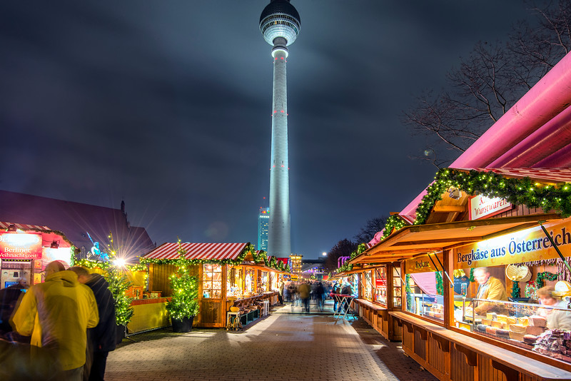 Berlin in Christmas