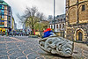 Fallen heroes. Bonn was the capital of West Germany from 1949 to 1990. 50°44′02.37″N 7°5′59.33″E