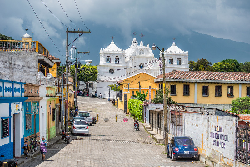 A day in Guatemala