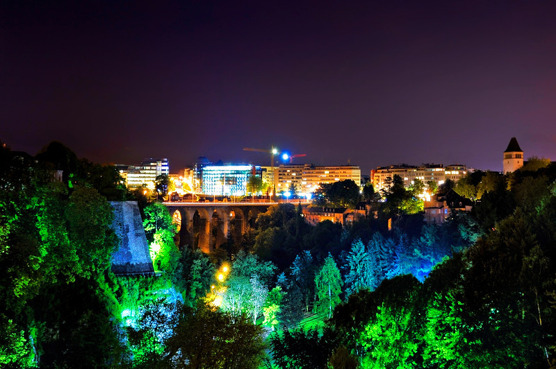 """Luxembourg is one of the smallest countries in Europe, and ranked 170th in size of all the 194 independent countries of the world; the country is about 2,586 square kilometres (998 sq mi) in size, and measures 82 km (51 mi) long and 57 km (35 mi) wide. It lies between latitudes 49° and 51° N, and longitudes 5° and 7° E.<br /> Luxembourg has an oceanic climate (Köppen: Cfb), marked by high precipitation, particularly in late summer.<br /> Luxembourg's stable, high-income economy features moderate growth, low inflation, and low unemployment.<br /> Concern about Luxembourg's banking secrecy laws, and its reputation as a tax haven, led in April 2009 to it being added to a """"grey list"""" of nations with questionable banking arrangements by the G20. Luxembourg adapted some months later the OECD standards on exchange of information and moved into the category of 'Jurisdictions that have substantially implemented the internationally agreed tax standard. <br /> In March 2010, the Sunday Telegraph reported that most of Kim Jong-Il's $4bn in secret accounts is in Luxembourg banks."""