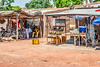 TOTAL gas station in MALI