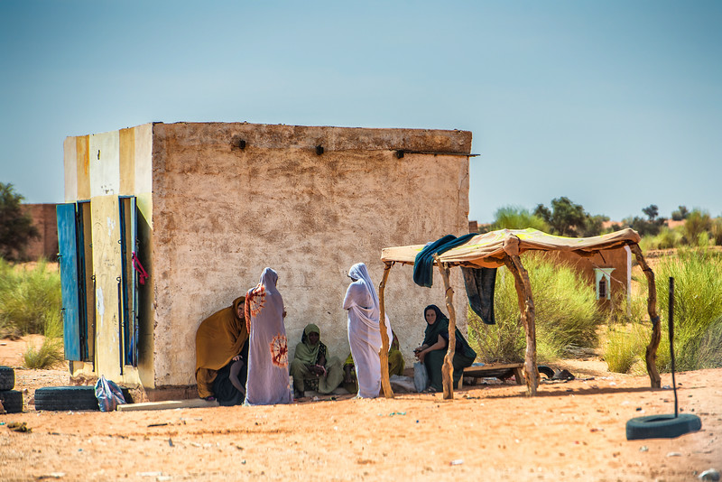 Women in Mauritania